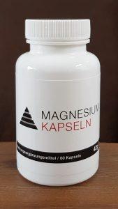 YPSI Magnesium Sportnahrung Nahrungsergaenzungsmittel