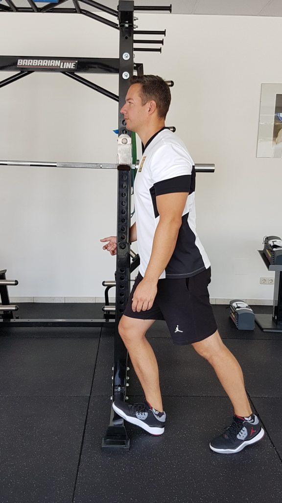 Wadenkraempfe vorbeugen, Personal Training, Krafttraining